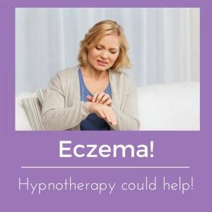 eczema hypnotherapy