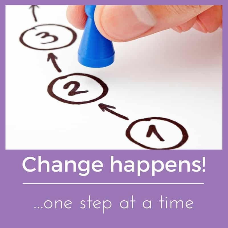 change hypnotherapy