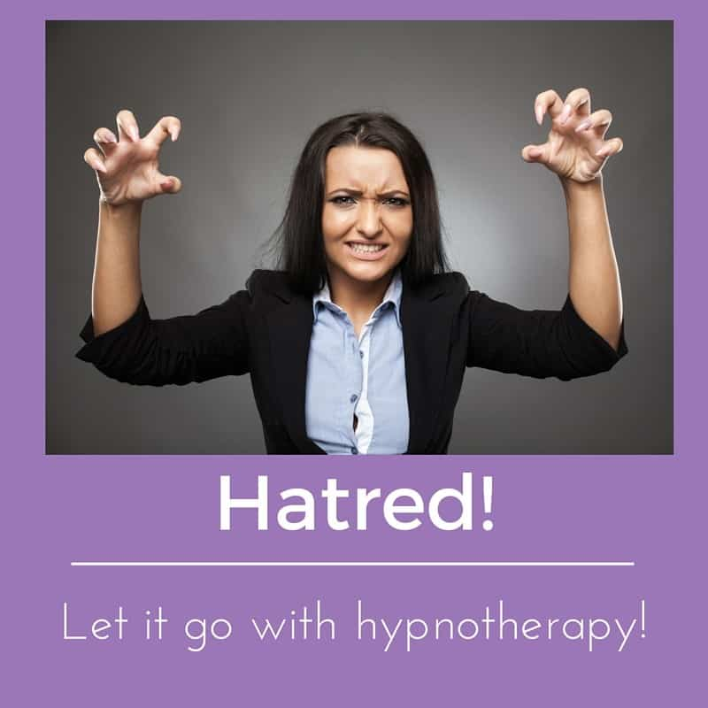 hatred hypnotherapy
