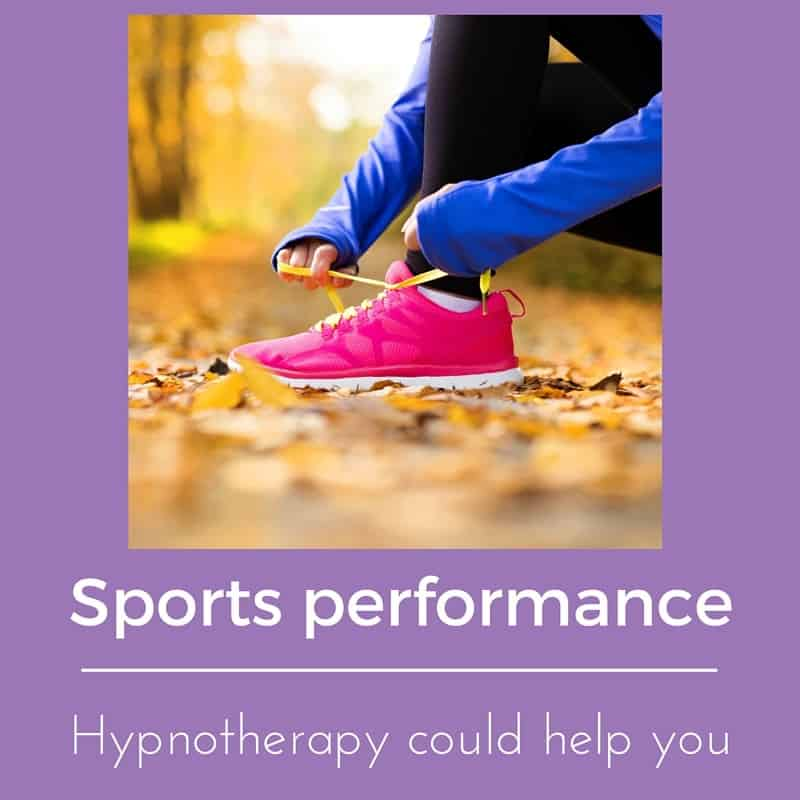 sports performance hypnotherapy