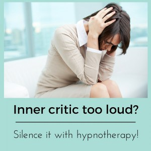 inner critic hypnotherapy