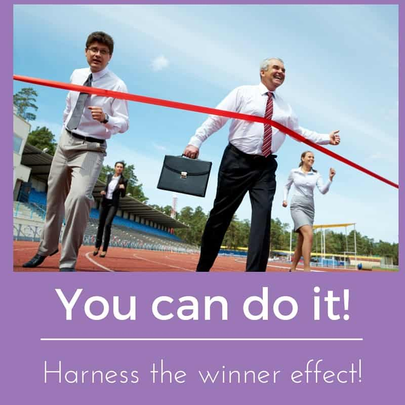 winner effect hypnotherapy