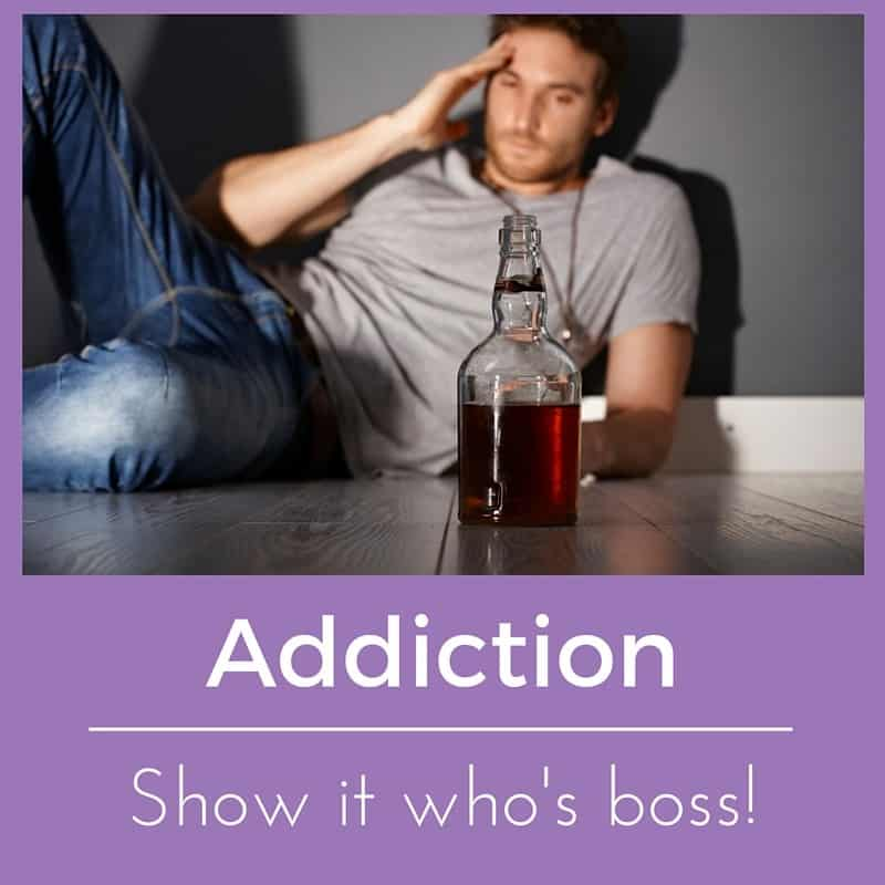 addiction hypnotherapy