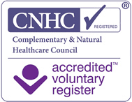 hypnotherapy thame is CNHC accredited