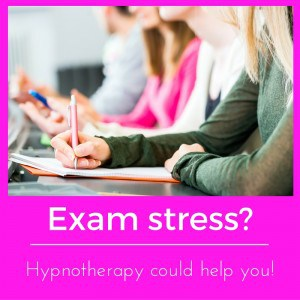 exam anxiety hypnotherapy