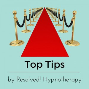 top tips by resolved hypnotherapy