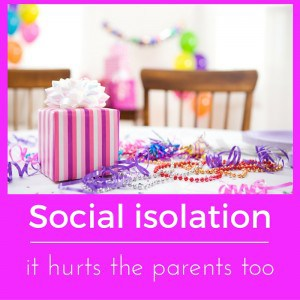 social isolation aspergers