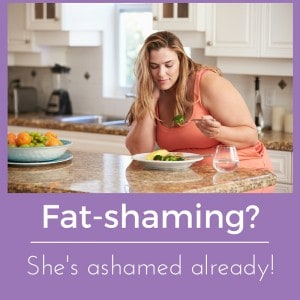 fat-shaming hypnotherapy