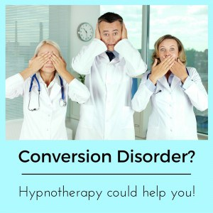 conversion disorder hypnotherapy