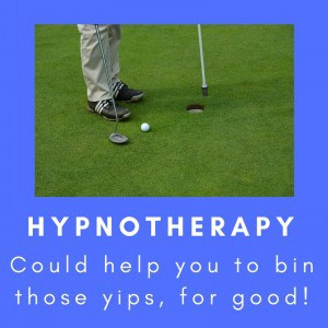 golf and hypnotherapy