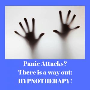 panic disorder hypnosis