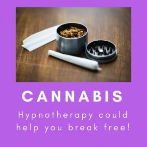 cannabis hypnotherapy addiction