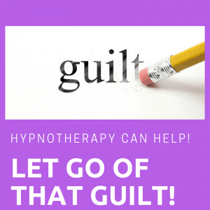 hypnosis for guilt