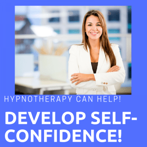 hypnotherapy and self-confidence