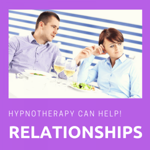 hypnotherapy and relationship problems