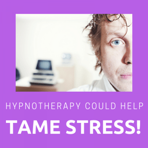 hypnotherapy and stress