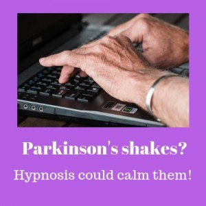 parkinsons hypnotherapy shakes