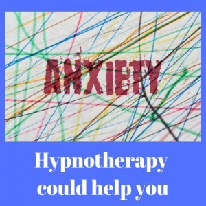 anxiety hypnotherapy