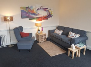 therapy room in reading